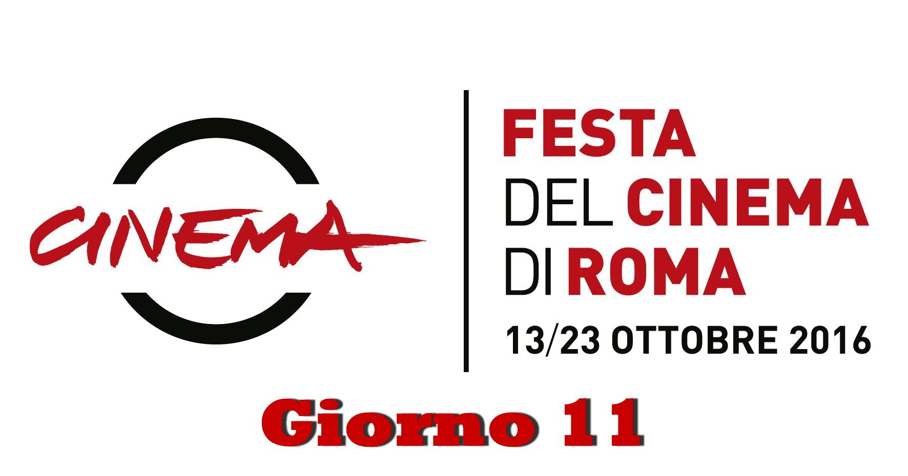 Si è conclusal'11a edizione della Festa del Cinema di Roma, con gli ultimi incontri e proiezioni. E' stato il grande giorno diRoberto Benigni, protagonista sul red carpet e nell'incontro ravvicinato […]