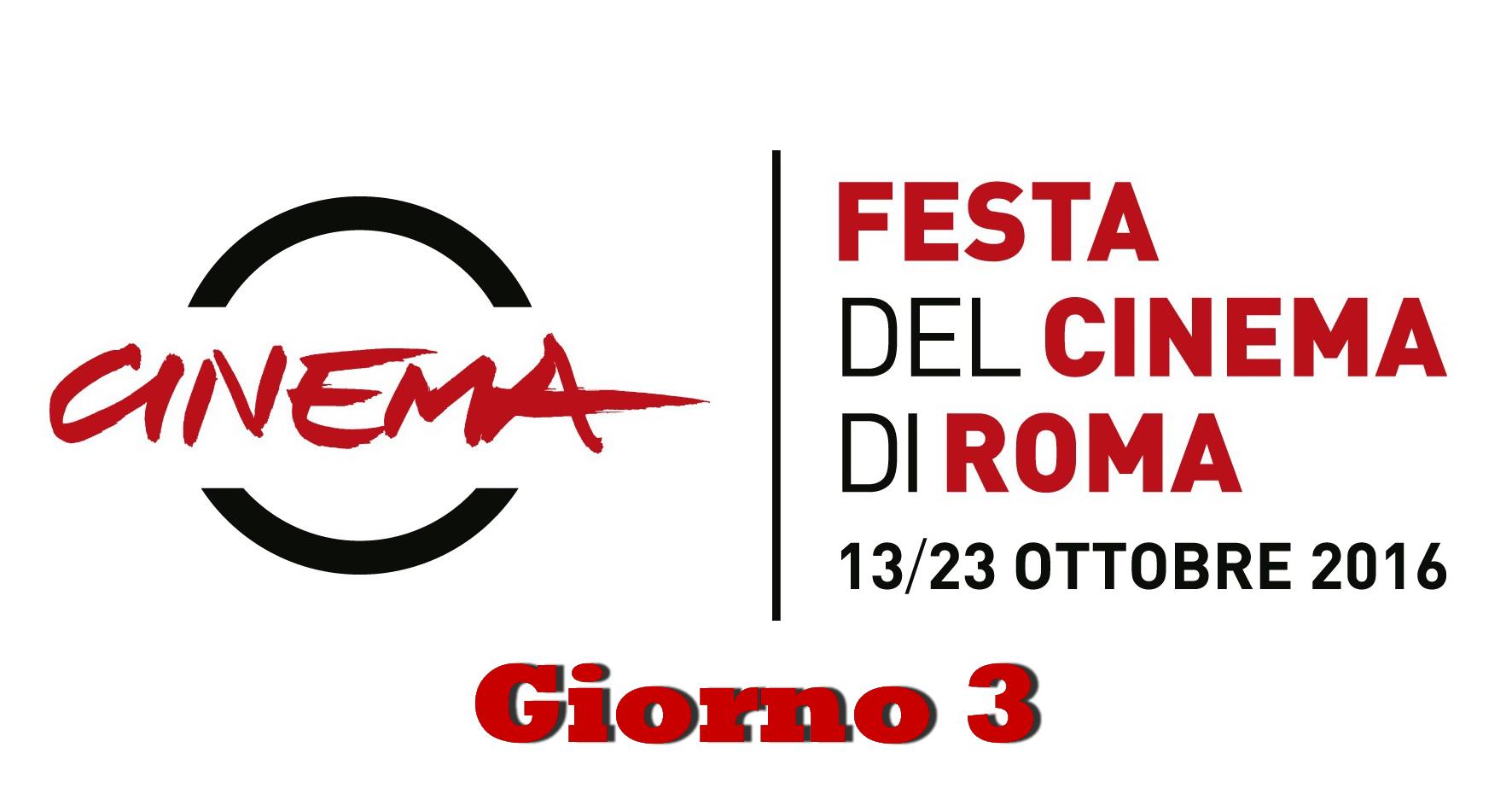 Anche questa intensa terzagiornata dell'11a Festa del Cinema di Roma si è conclusa, vediamo tutto quello che è accaduto. All'Auditorium Parco della Musicaè sbarcato il primo film italiano in concorso, […]