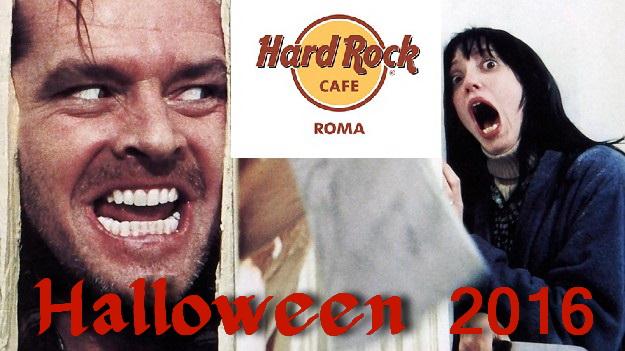 Il capolavoro del cinema horror Shining rivive per la notte di Halloween all'Hard Rock Cafe di Roma. Il tempio rock di via Veneto si trasforma nel terrificante Overlook Hotel, frequentato […]