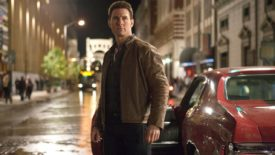 "Tom Cruise in ""Jack Reacher - Punto di non ritorno"""