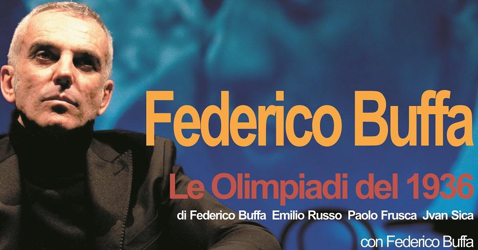 Il noto giornalista di Sky Federico Buffa, sapiente raccontatore di vicende sportive ed umane, sbarca al Teatro Sala Umberto di Roma con Le Olimpiadi del 1936, in scena dall'1 al […]