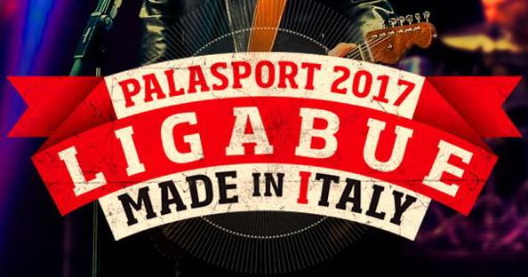 """Dopo l'uscita di """"MADE IN ITALY"""", l'atteso ventesimo disco (undicesimo di inediti) della carriera di LUCIANO LIGABUE, disponibile dal 18 novembre, sarà il """"MADE IN ITALY – PALASPORT 2017"""" a […]"""