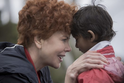 """Nicole Kidman e Sunny Pawar in """"Lion"""""""