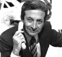 Luciano Rispoli ai tempi della RAI