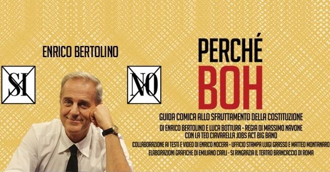 Dopo il successo ottenuto con Vota tu! (che a me viene da ridere), il primo instant-show del teatro italiano andato in scena al Teatro Nuovo di Milano nel giugno scorso, […]