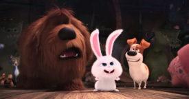"""Duke, Nervosetto e Max di """"Pets - Vita da animali"""""""