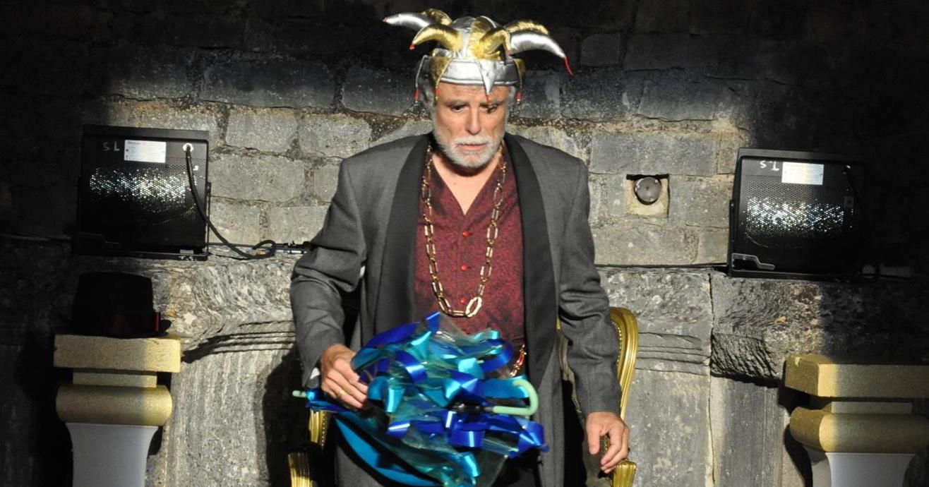 Al Teatro dell'Orologio (Sala Moretti) di Roma è in scena fino al 6 Novembre un adattamento del Re Lear di Shakespeare. A quattrocento anni dalla morte del drammaturgo inglese più […]