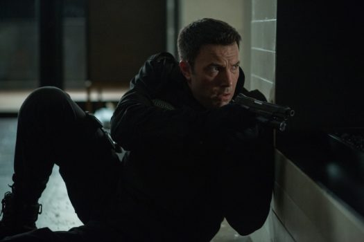 "Ben Affleck in ""The Accountant"""