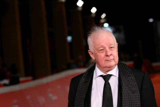"""Jim Sheridan, regista de """"Il segreto"""", sul red carpet (foto Ruscio)"""