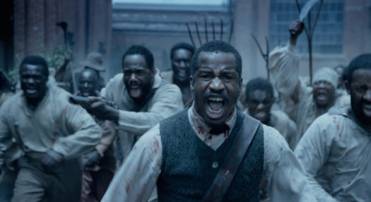 "Nate Parker in ""The birth of a nation - Il risveglio di un popolo"""
