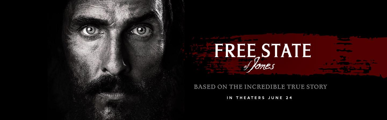 Nel film Free State of Jones Matthew McConaughey interpreta Newton Knight, un uomo degli stati del sud che si ribellò all'esercito del Confederati durante la guerra di secessione. Altro film […]