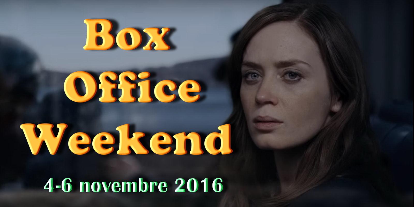 """Primo appuntamento di novembrecon la rubrica """"Box Office Weekend"""", dedicata agli incassi del fine settimana cinematografico. Colpo di scena in testa alla classifica dove Doctor Strange è stato battuto a […]"""