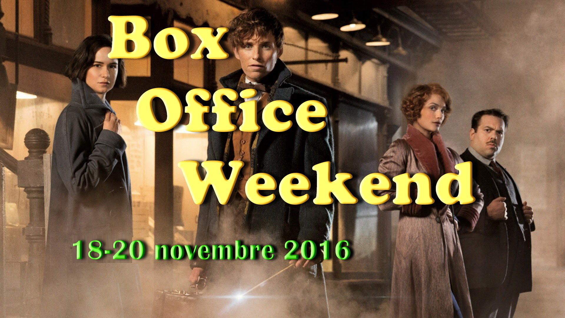 Terzo appuntamento di novembrecon la rubrica Box Office Weekend, dedicata agli incassi del fine settimana cinematografico.  Di seguito la classifica completa dei primi 20 incassi di questo fine settimana […]
