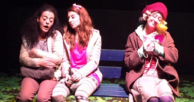 Al Teatro Cometa Off sono in scena fino al 27 novembre cinque giovani promesse, dirette in City Park da Luca De Bei, che propone un suo testo super attuale. City […]