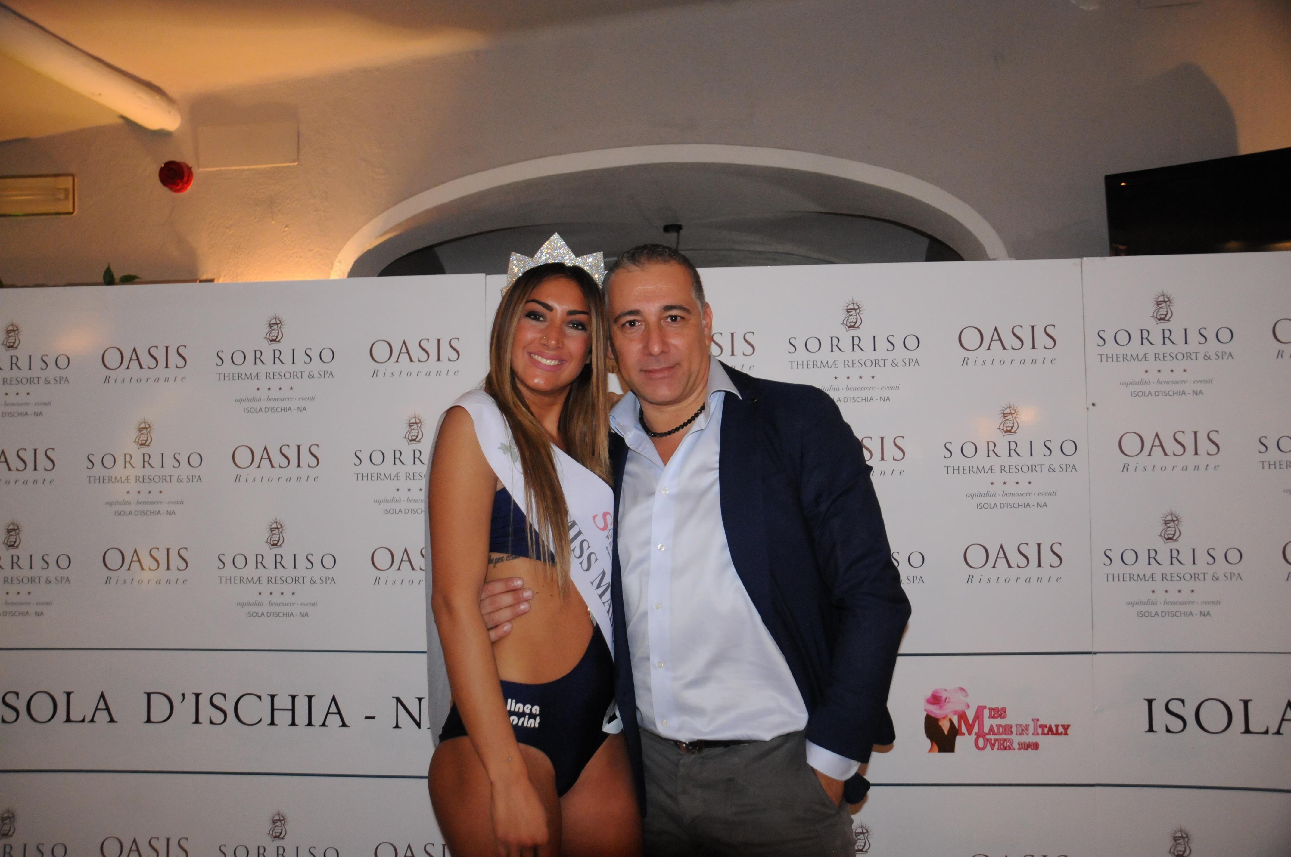 A ISCHIA Gran Finale per Miss, Over e Mr. Made in Italy : Un successo di Pubblico senza precedenti. Nelle prossime ore pubblicheremo le Interviste alle/ai Vincitrici di fascia. Di: […]