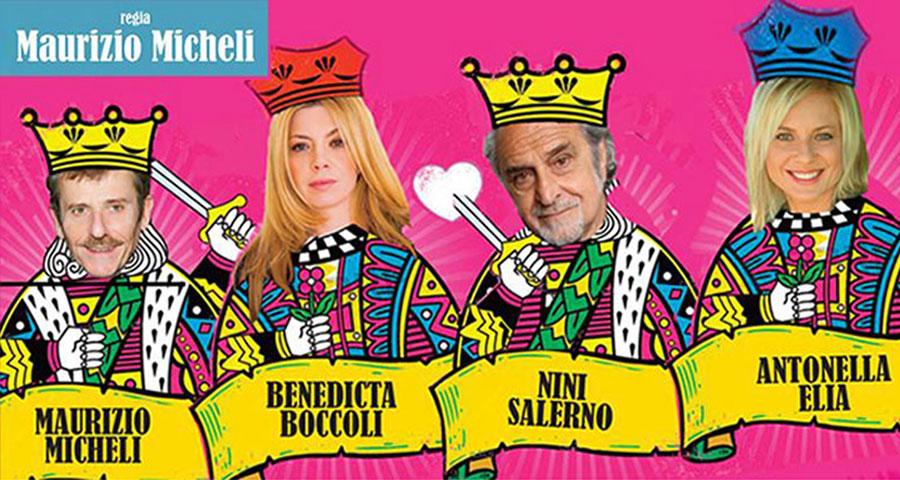 """Ci troviamo al Teatro Alfieri di Torino, dove ho avuto l'onore di assistere alla commedia corale """"Il più brutto weekend della nostra vita"""" magistralmente interpretato da Nini Salerno, Maurizio Micheli, […]"""