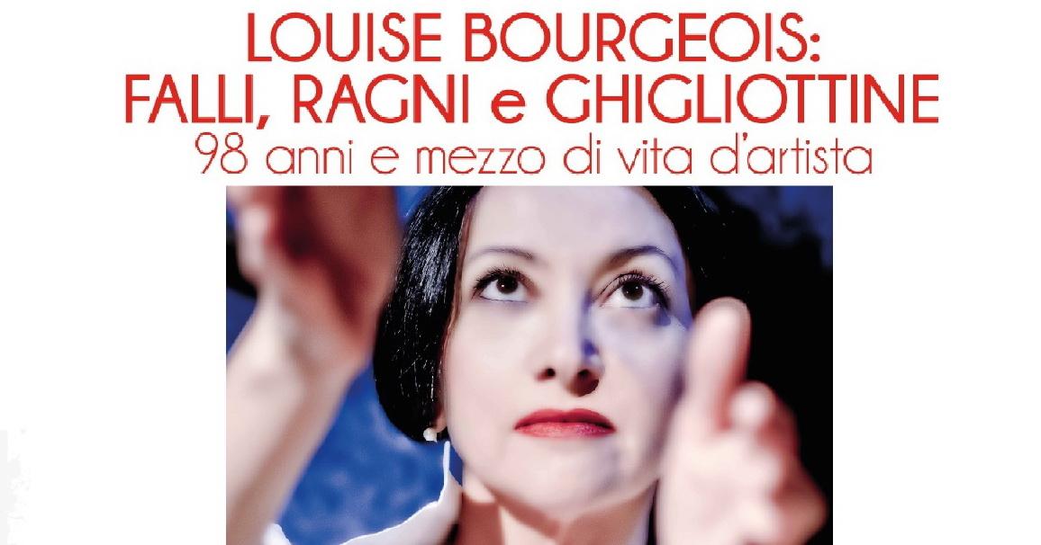 Margherita Di Rauso è Louise Bourgeois in Louise Bourgeois – Falli, Ragni e Ghigliottine per la regia di Luca De Bei al Teatro Franco Parenti di Milano da martedì 8 […]