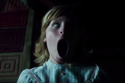 """L'inquietante Lulu Wilson di """"Ouija: L'origine del male"""""""