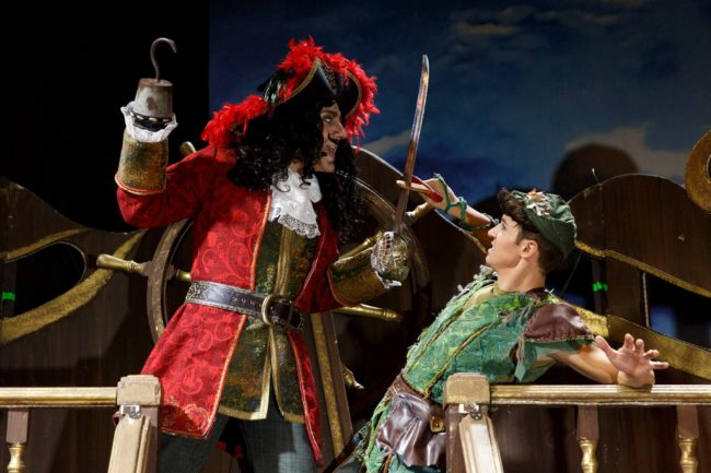 Peter Pan - Pietro Pignatelli e Giorgio Camandona