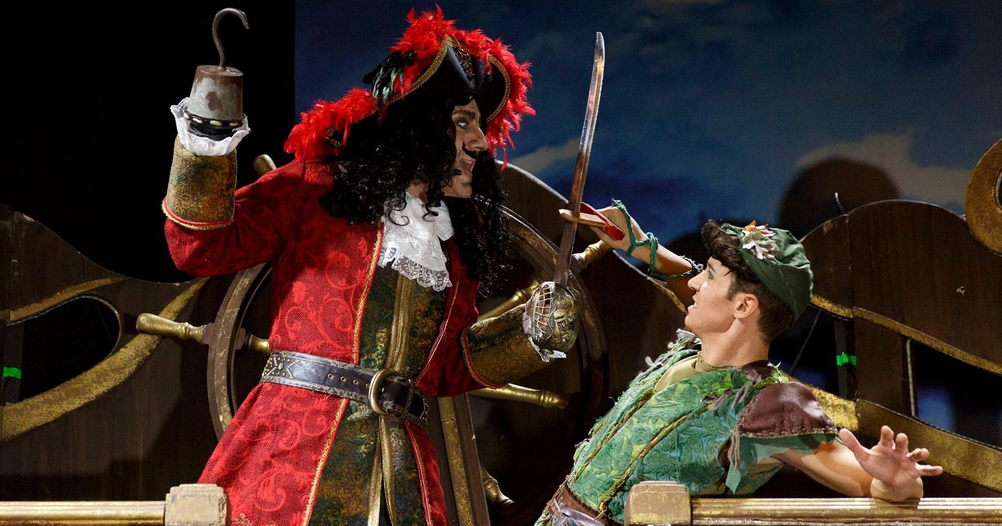 Con le musiche di Edoardo Bennato e la regia di Maurizio Colombi, il musical di Peter Pan approda finalmente al Teatro Brancaccio di Roma nel corso di una lunga tournée […]