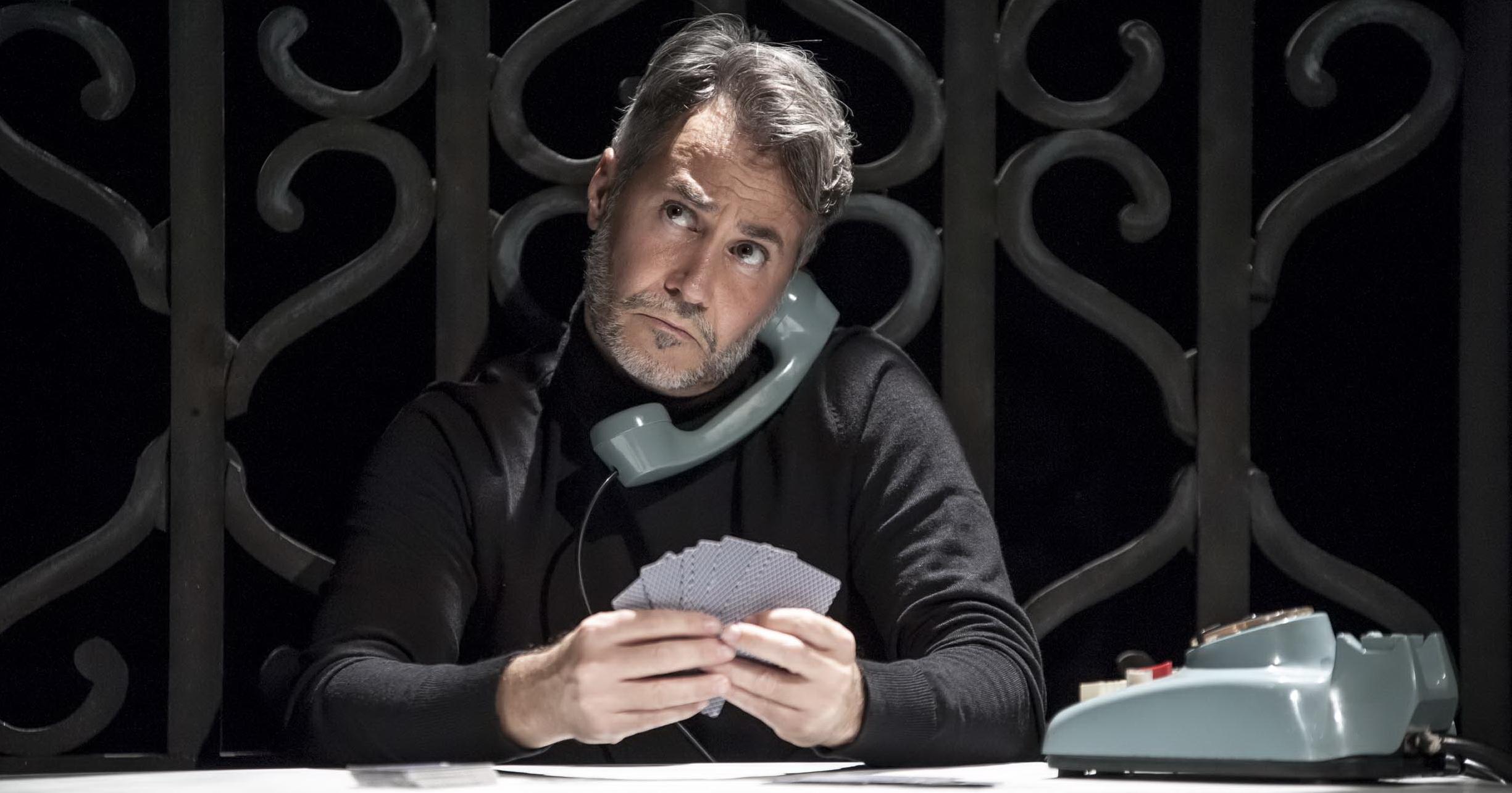 Dopo le repliche dello scorso aprile al Teatro Brancaccino, è tornato a Roma, dal 3 al 13 novembre al Cometa Off, lo spettacolo Pianoforte vendesi, tratto dall'omonimo racconto di Andrea […]
