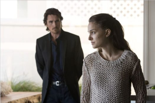 Knight of cups - Christian Bale e Natalie Portman