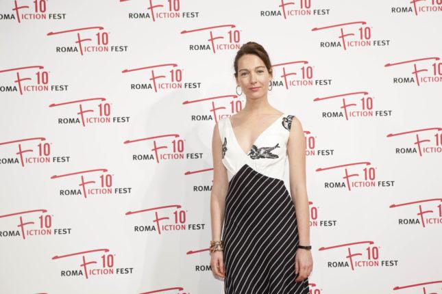 Cristiana Capotondi, miglior attrice del Roma Fiction Fest 2016