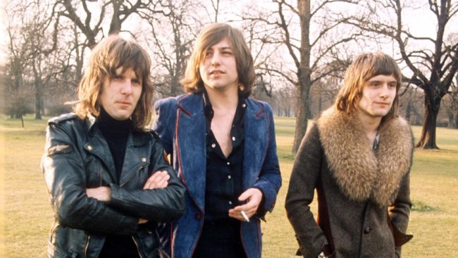 Keith Emerson, Greg Lake & Carl Palmer nel 1973