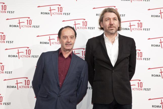 "Stefan Baron e Olivier Bibas, produttori di ""Midnight Sun"""