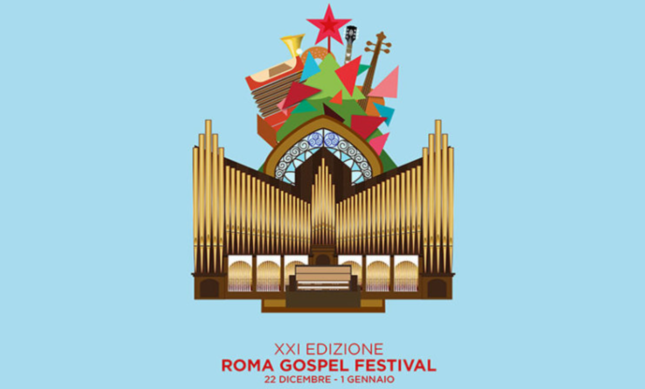 Natale all'Auditorium 2016 - Roma Gospel Festival