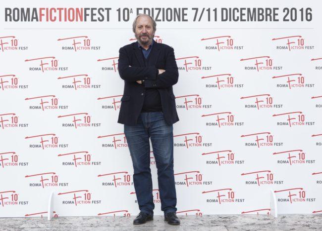 Giuseppe Piccioni, direttore artistico del Roma Fiction Fest 2016
