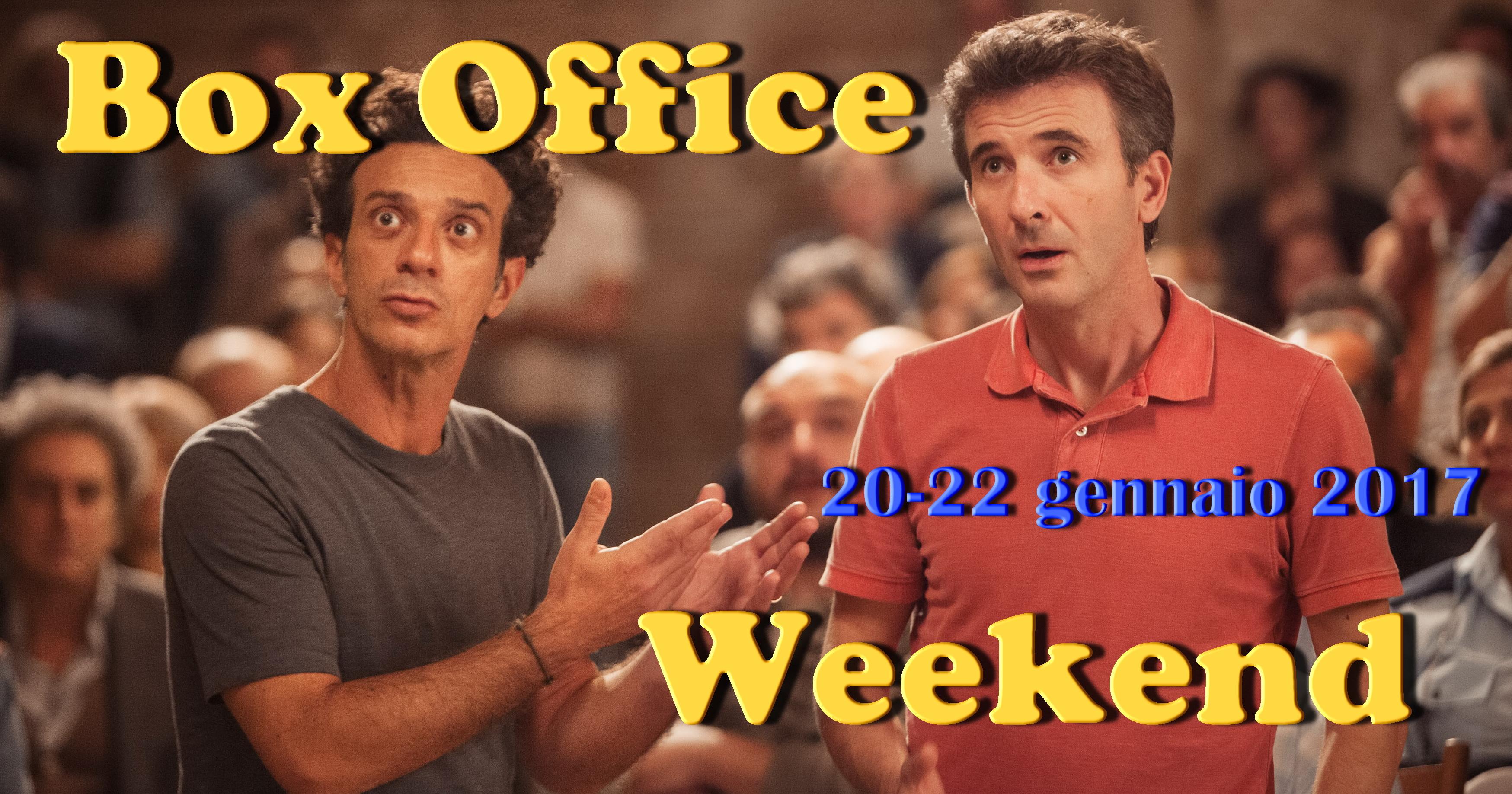 Quarto appuntamento del 2017 con la rubrica Box Office Weekend e gli incassi del fine settimana cinematografico, conil trionfo de L'ora legale di Ficarra & Picone. Dopo l'exploit di Mister […]