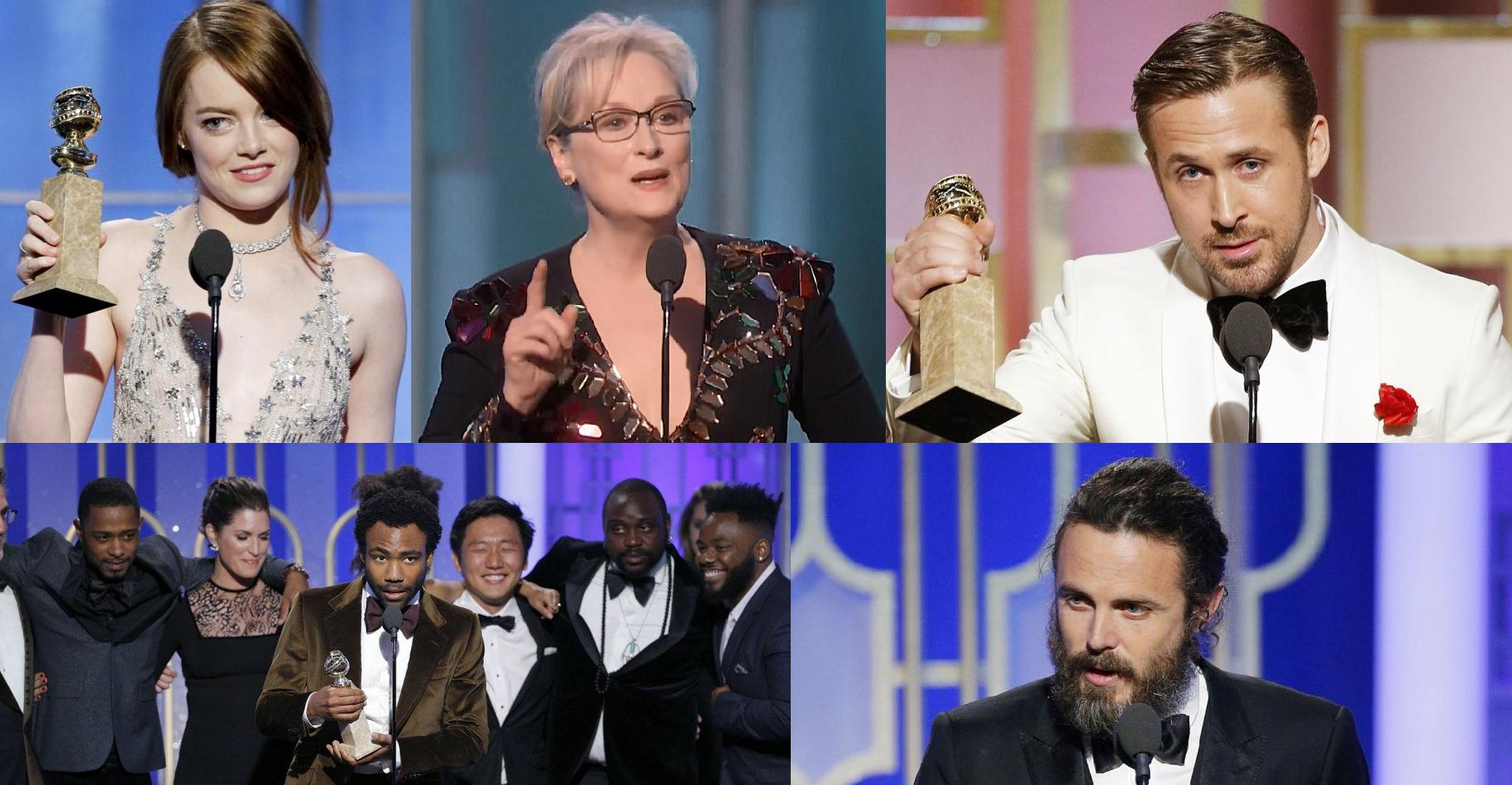 È il musical La La Land di Damien Chazelle il trionfatore della 74a edizione dei Golden Globe,assegnati dalla stampa straniera di Hollywood, con ben 7 premi. La notte dei Golden […]