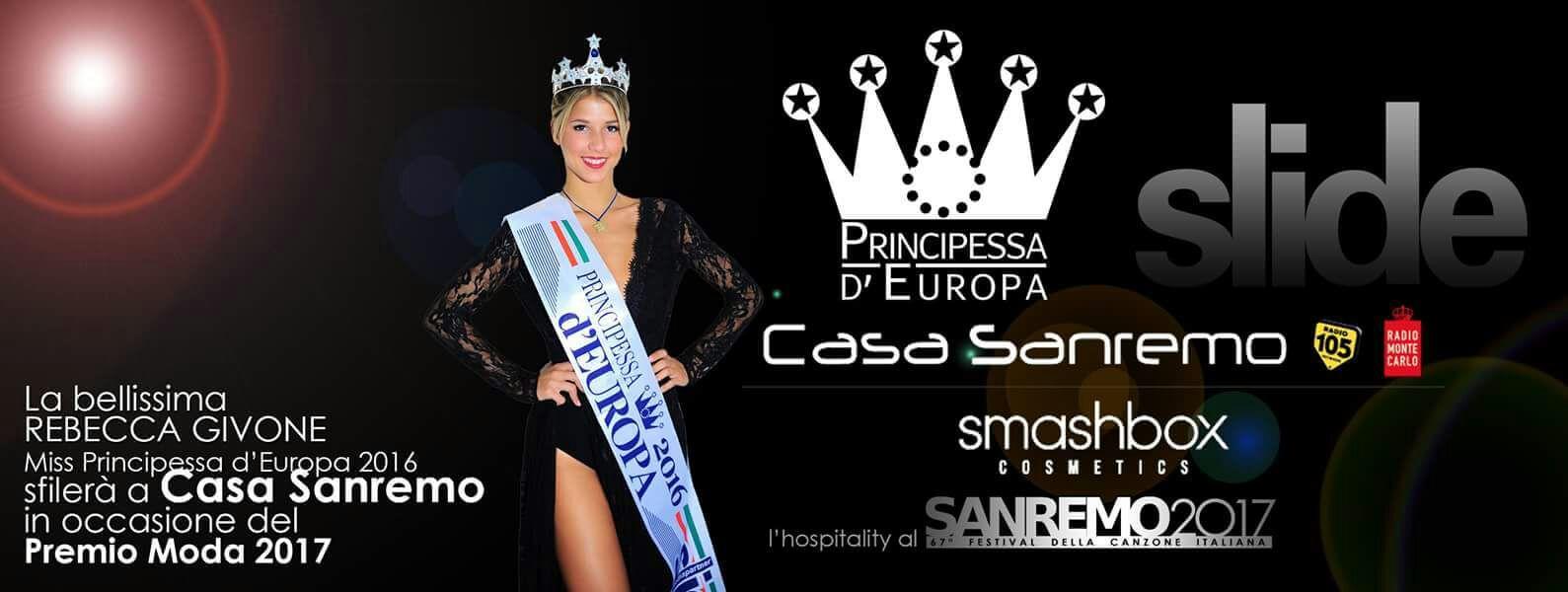 Incontriamo Rebecca Givone Miss Principessa d'Europa che ci racconta la sua esperienza da Miss Ciao Rebecca e bentornata su MONDOSPETTACOLO. Grazie di cuore per questa nuova intervista. Raccontaci il tuo […]