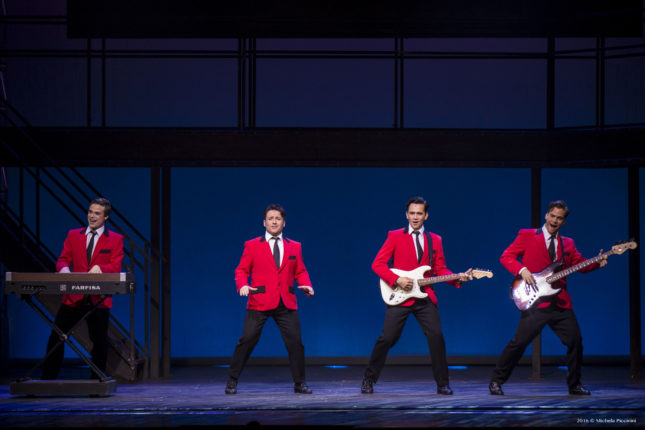 Jersey Boys - Il musical