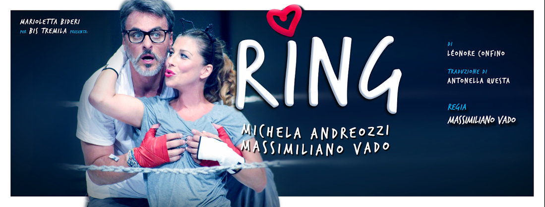 """Amici di Mondospettacolo, sono Erika Diamanti e oggi intervisterò per voi Massimiliano Vado (Attore e Regista) che ci parlerà del suo spettacolo """"Ring"""". Massimiliano, sei attualmente in scena al Teatro […]"""