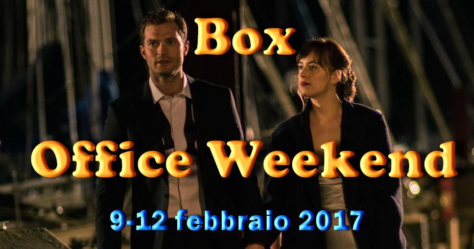 Secondo appuntamento di febbraio con la rubrica Box Office Weekend e gli incassi del fine settimana cinematografico: Cinquanta sfumature di nero da record in Italia, ma non negli U.S.A. In […]