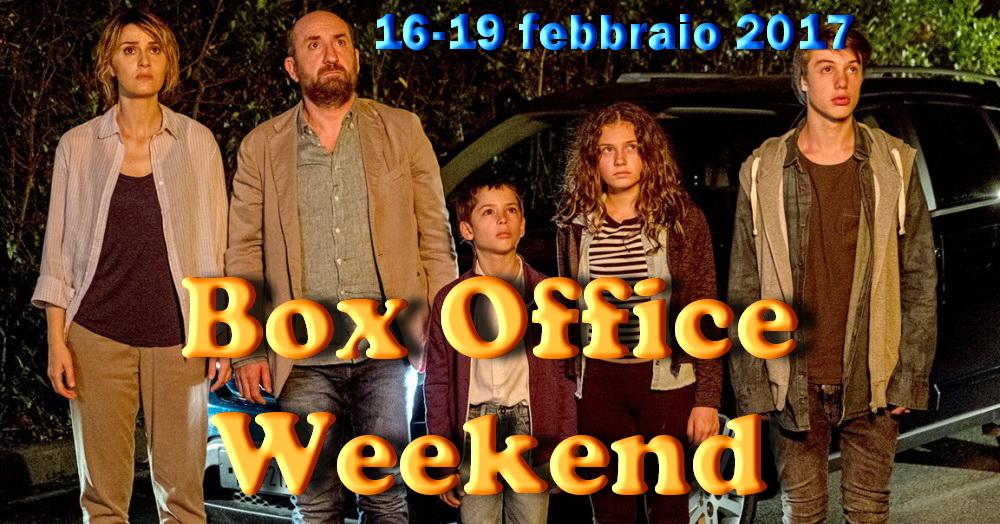 Terzo appuntamento di febbraio con la rubrica Box Office Weekend e gli incassi del fine settimana cinematografico: Cinquanta sfumature di nero continua a spopolare in Italia, ma negli U.S.A. è […]
