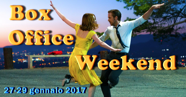 Ultimo appuntamento di gennaio con la rubrica Box Office Weekend e gli incassi del fine settimana cinematografico, conL'ora legale ancora in testa, ma La La Land che ottiene il miglior […]
