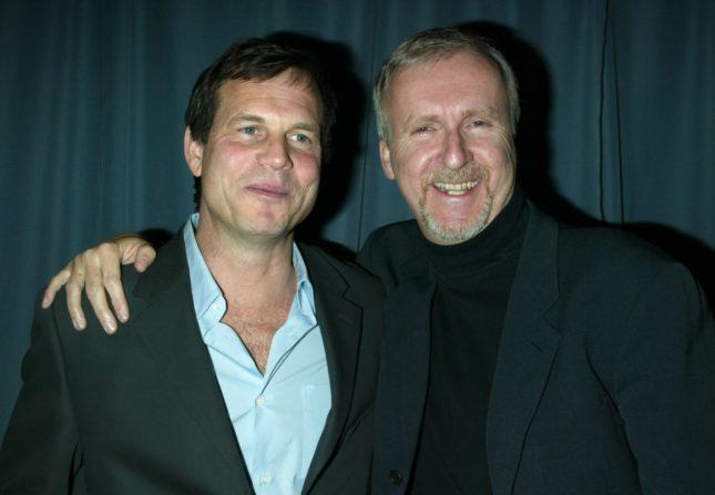 Bill Paxton e James Cameron
