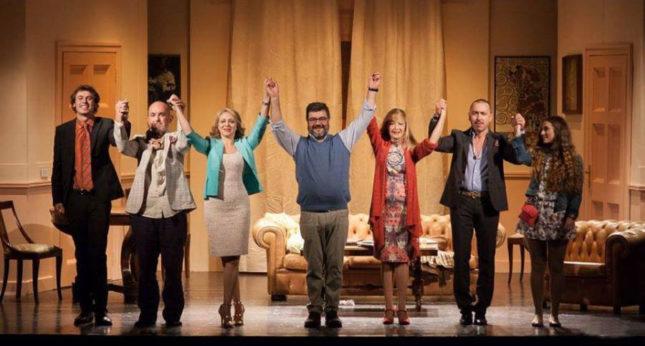 I suoceri albanesi a teatro