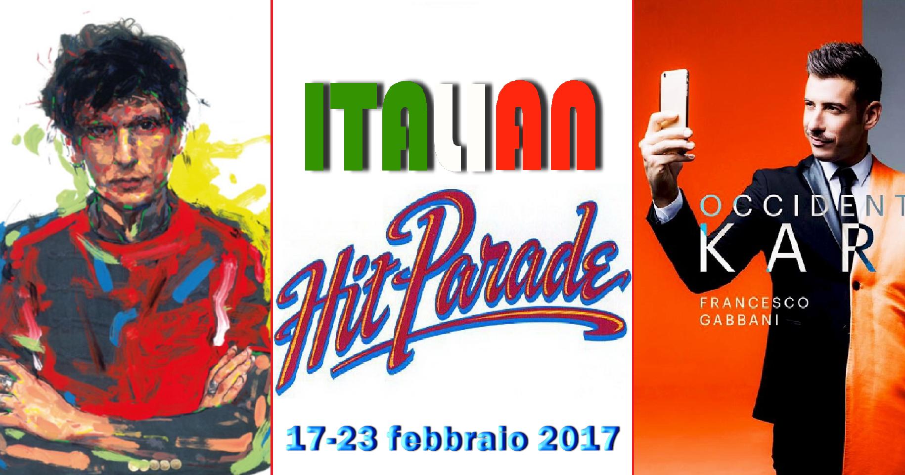 Sanremo si fa sentire: Ermal Meta in testa tra gli album e il vincitore Francesco Gabbani ancora re dei singoli. Questo e molto altro nell'Italian Hit Parade di oggi. Gli […]