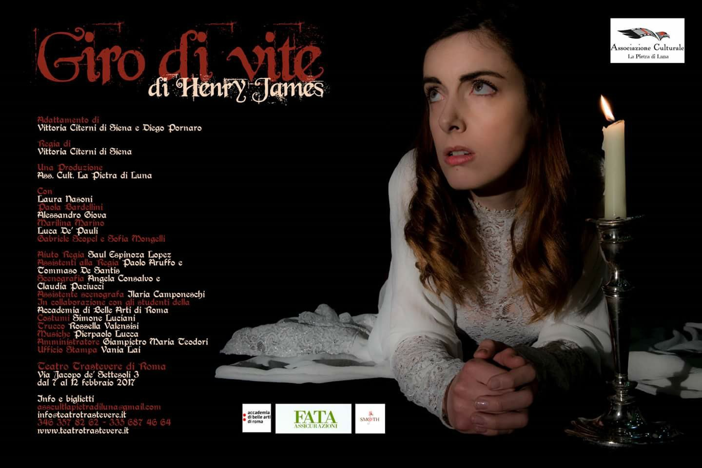 Cari amici di Mondospettacolo oggi la vostra Erika Diamanti intervisterà per voi la regista Vittoria Citerni di Siena. Vittoria, promettente regista e autrice. Ha debuttato da poco al Teatro Trastevere […]