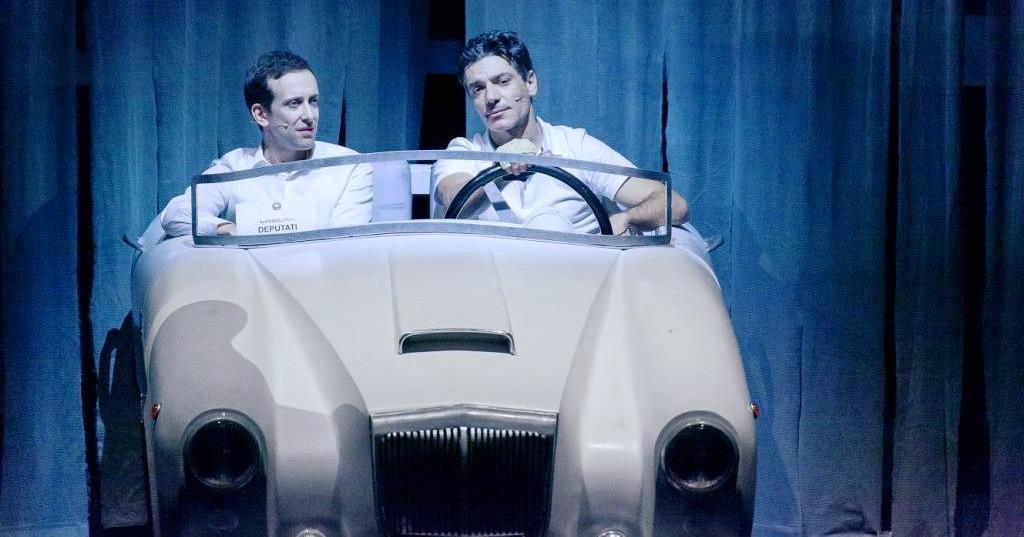 Al Teatro Quirino di Roma è in scena Il sorpasso, tratto dal celebre film di Dino Risi, con Giuseppe Zeno nei panni che furono di Vittorio Gassman. La storia Il […]