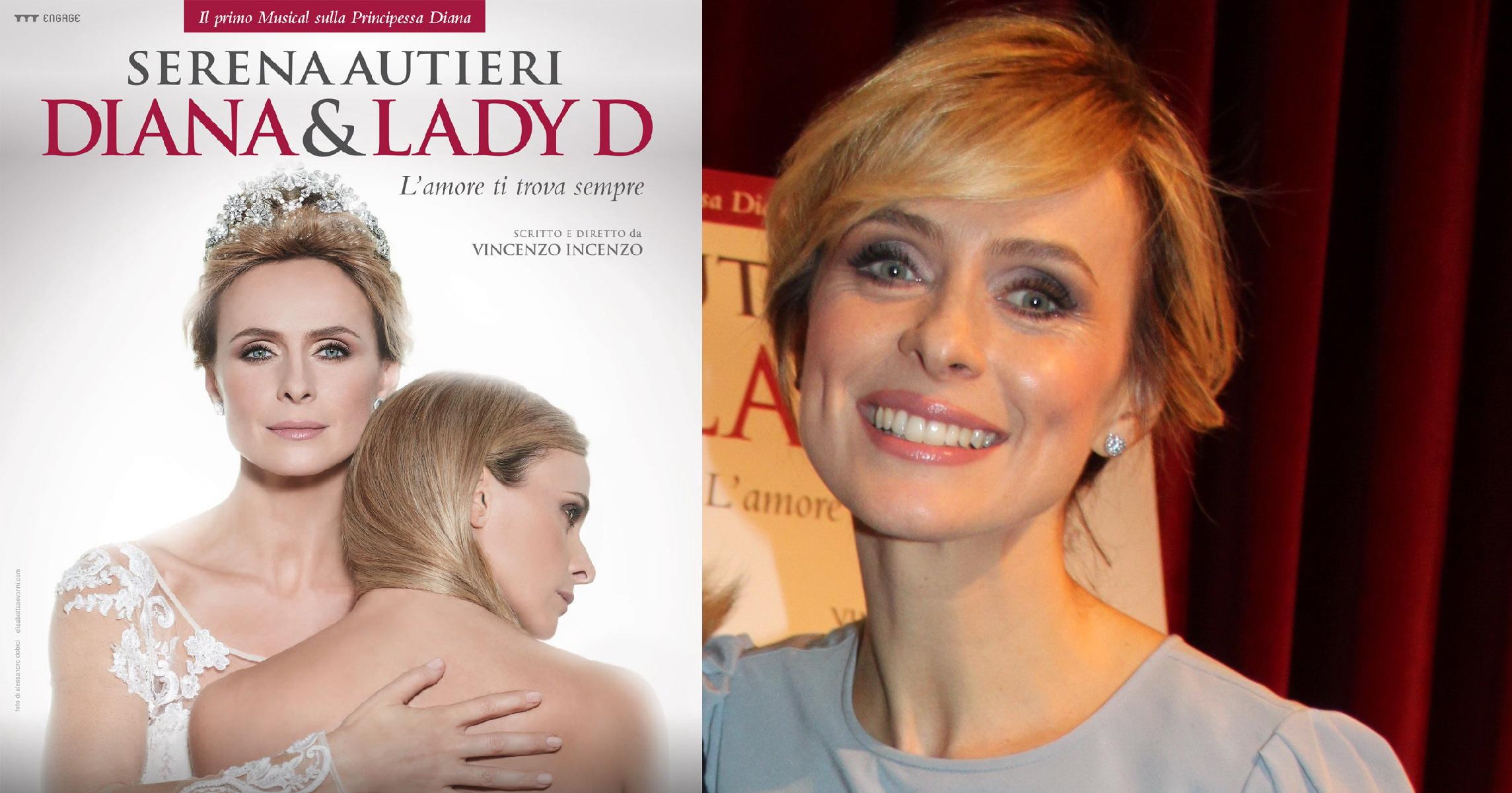 Amici di Mondospettacolo siamo qui con Serena Autieri, grande protagonista del musical Diana & Lady D che andrà in scena da martedì 14 al Teatro Sistina per poi proseguire in […]