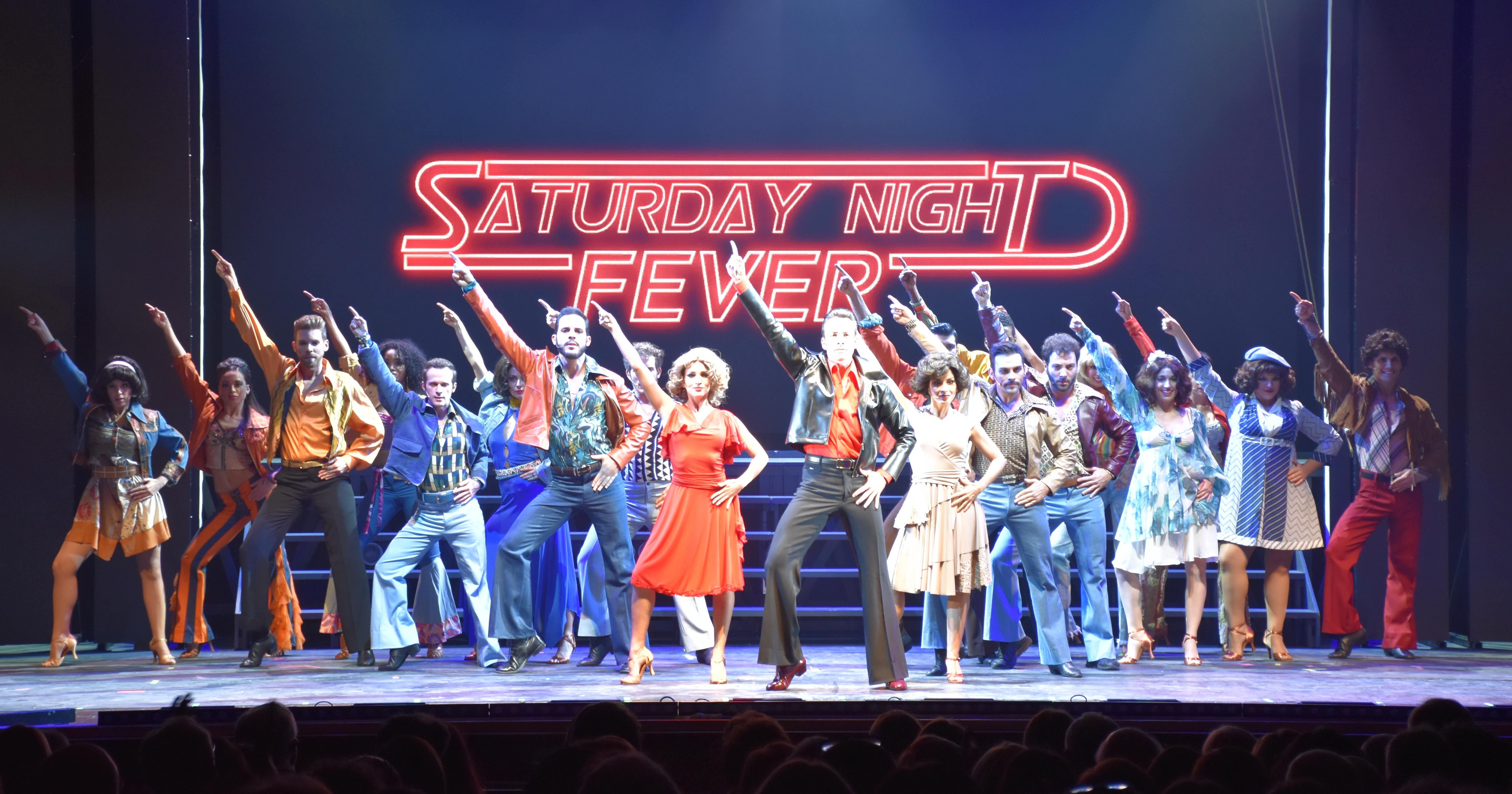La febbre del sabato sera, il musical tratto dal celebre film Saturday night fevercon John Travolta, è in scena al Teatro Olimpico di Roma per festeggiare i suoi40 anni. Ne […]