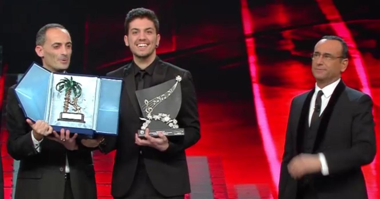 Lele vince Sanremo 1