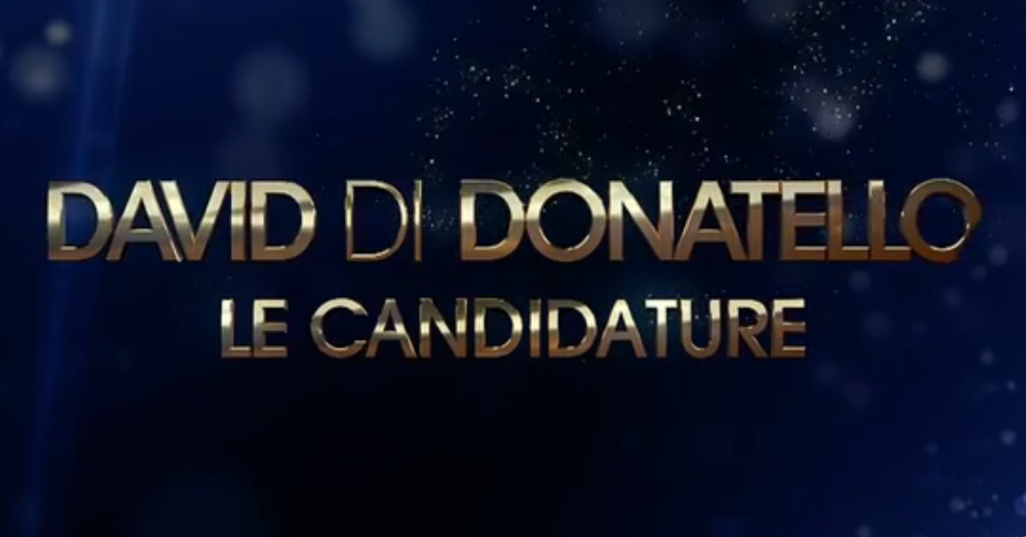 Nomination David di Donatello 2017