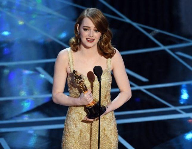Oscar - Emma Stone
