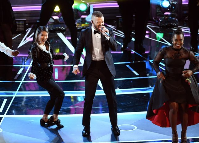 Oscar - Justin Timberlake